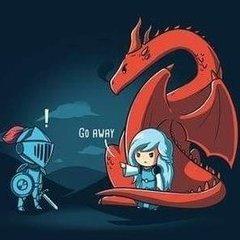 Mama Dragon